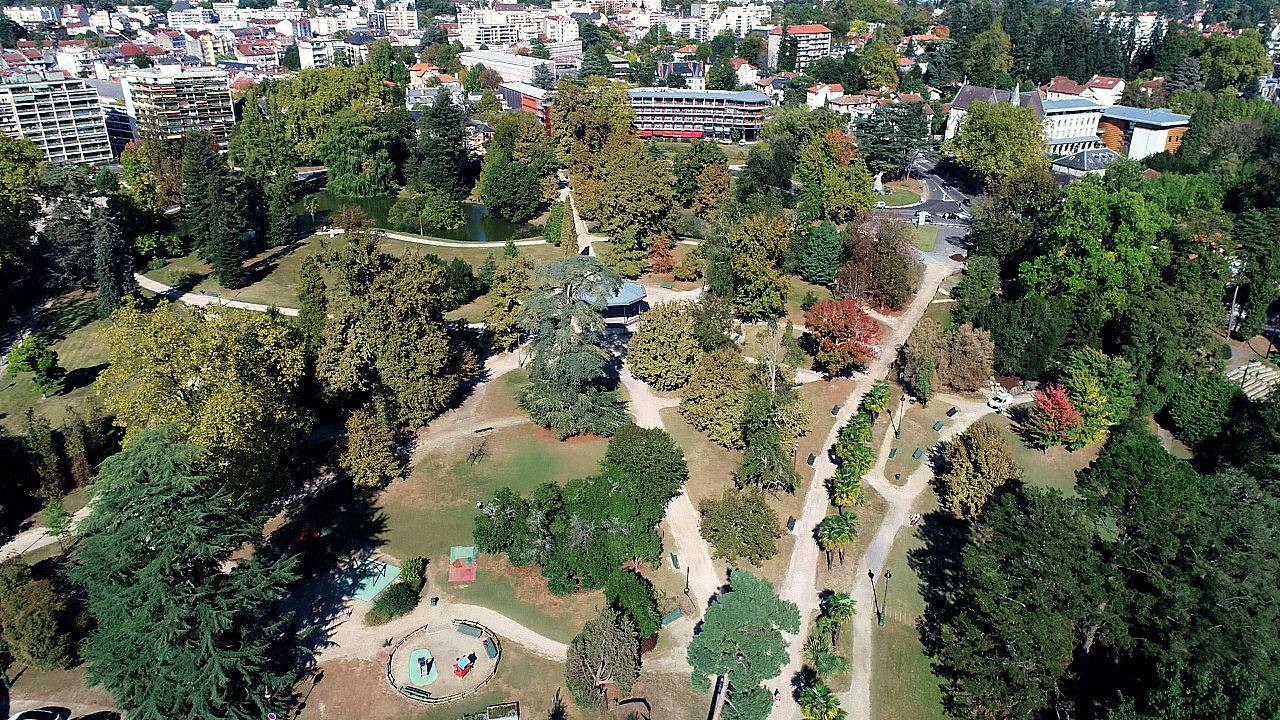 Image Le parc Beaumont