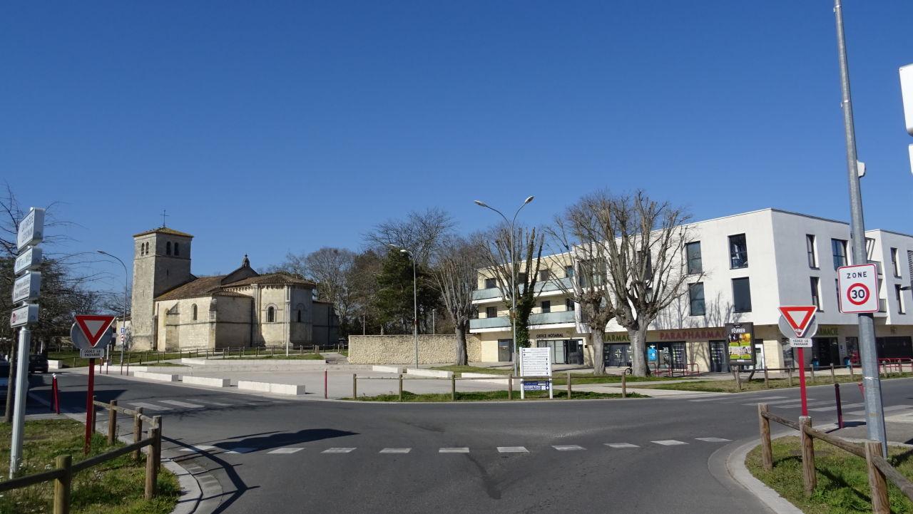 Image Le Bourg Villenave d'Ornon